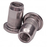 Blind Rivet Nut Standard Splined Steel
