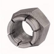 UNC Flexloc Nut Full Height Heavy Duty Steel