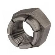 UNC Flexloc Nut Full Height Light Hex Steel
