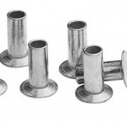 Inch Countersunk Semi Tubular Rivets Steel BS3575
