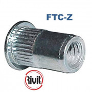 Rivet Knurled Dome Head Rivet Nut steel