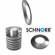 Schnorr Metric Conical Disc Springs Spring-Steel DIN2093 Up to 34mm