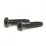 Metric Coarse Torx Countersunk Head Thread Cutting Screw Steel DIN7516DT