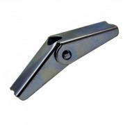 Metric Coarse Toggle Wing Nut Steel