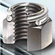 Metric Coarse Vargal Locking Nut Standard Class-8