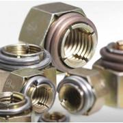 Metric Fine Vargal Locking Nut Thin Class-8