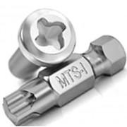 Metric Coarse Mortorq Pan Head Machine Screws steel