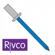 Rivco Sealed Rivet Domed Head Aluminium Body Steel Mandrel ADSEAL