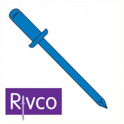 Rivco Blind Rivet Dome Head Steel Body Steel Mandrel SDS