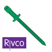 Rivco Multigrip Rivet Dome Head Stainless Steel Body Stainless Steel Mandrel SSDMSS
