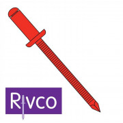 Rivco Blind Rivet Domed Head Stainless Steel Body Stainless Steel Mandrel A4SSDSS