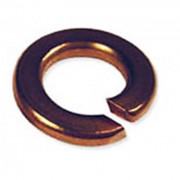 Metric Rectangular Section Spring Washer Phosphor-Bronze DIN127B