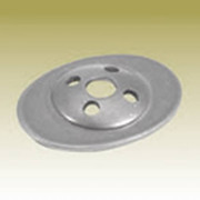 Oval Washer for Elevator Bucket Bolt four/two Prong
