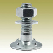 Metric Coarse Elevator Bucket Bolt REF70 Steel