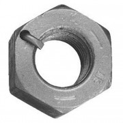 UNC Anco Heavy Lock Nuts Steel
