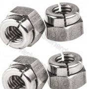 UNF Aerotight All Metal Locking Nut Thin Stainless-Steel-A4