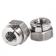 BA Aerotight All Metal Locking Nut Thin Stainless-Steel-A4