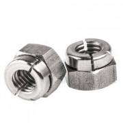 BA Aerotight All Metal Locking Nut Thin Stainless-Steel-A4