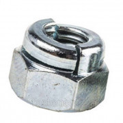 BSW Whitworth Aerotight All Metal Locking Nut Thin Stainless-Steel-A4