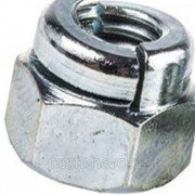 BSW Whitworth Aerotight All Metal Locking Nut Thick Stainless-Steel-A4