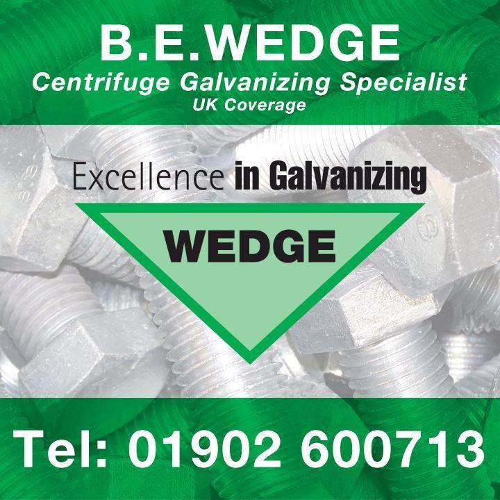 galvanised fasteners