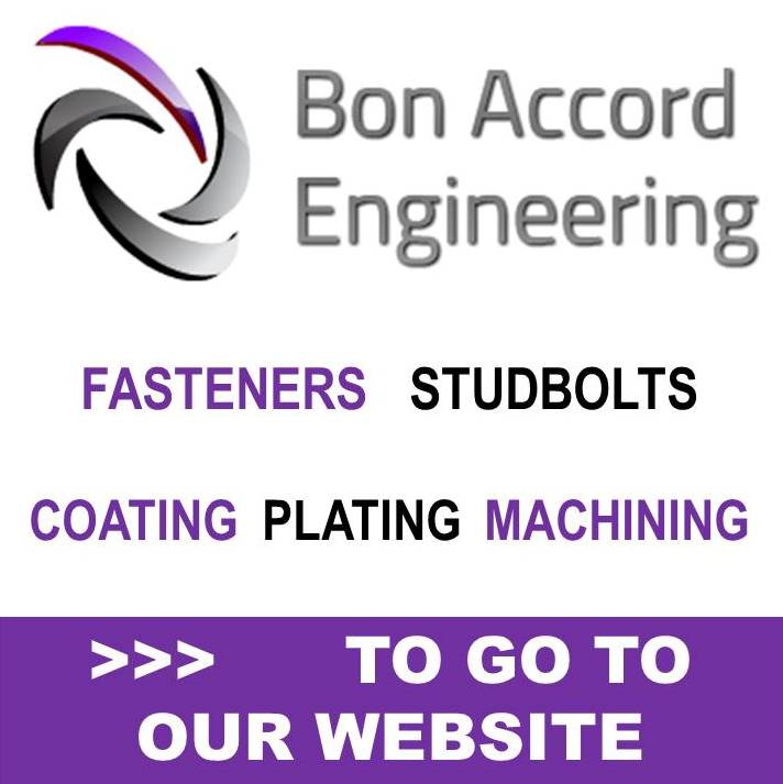 bon accord metal supplies fasteners petrochemical bolts