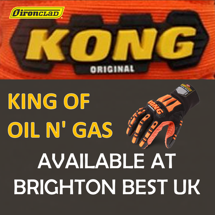 IRON CLAD BRIGHTON BEST KONG