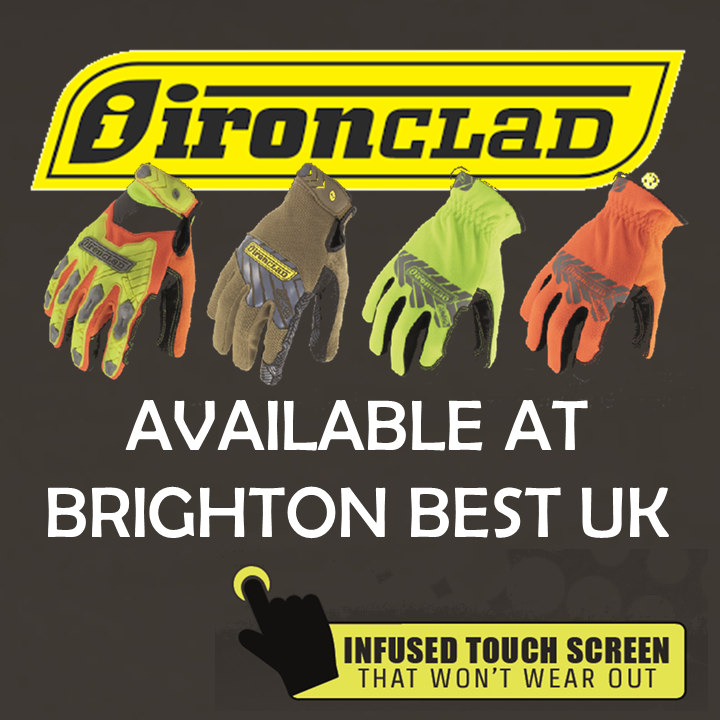 IRON CLAD BRIGHTON BEST