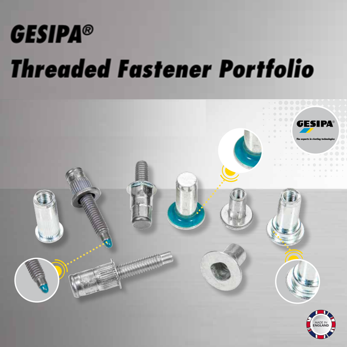 GESIPA THREADED FASTENERS PORTFOLIO