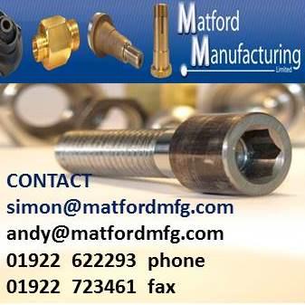 MATFORD MANUFACTURING