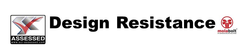 MOLABOLT DESIGN RESISTANCE