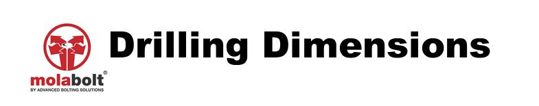 MOLABOLT DRILLING