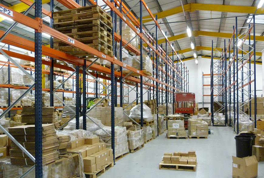 S D PRODUCTS WAREHOUSE