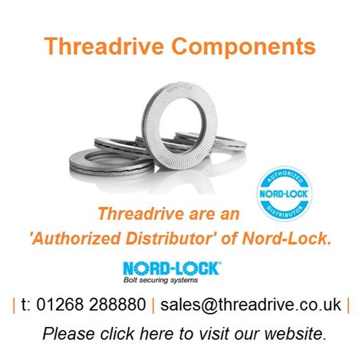 threadrive NORD LOCK
