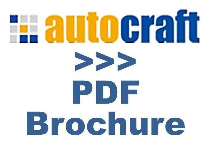 AUTOCRAFT BROCHURE