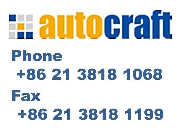 AUTOCRAFT PHONE FAX