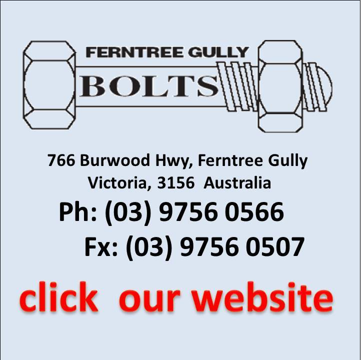 Australian fastener distribution