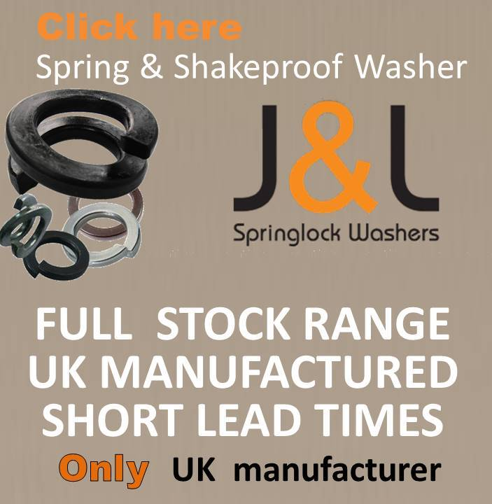 SPRING WASHERS J&L