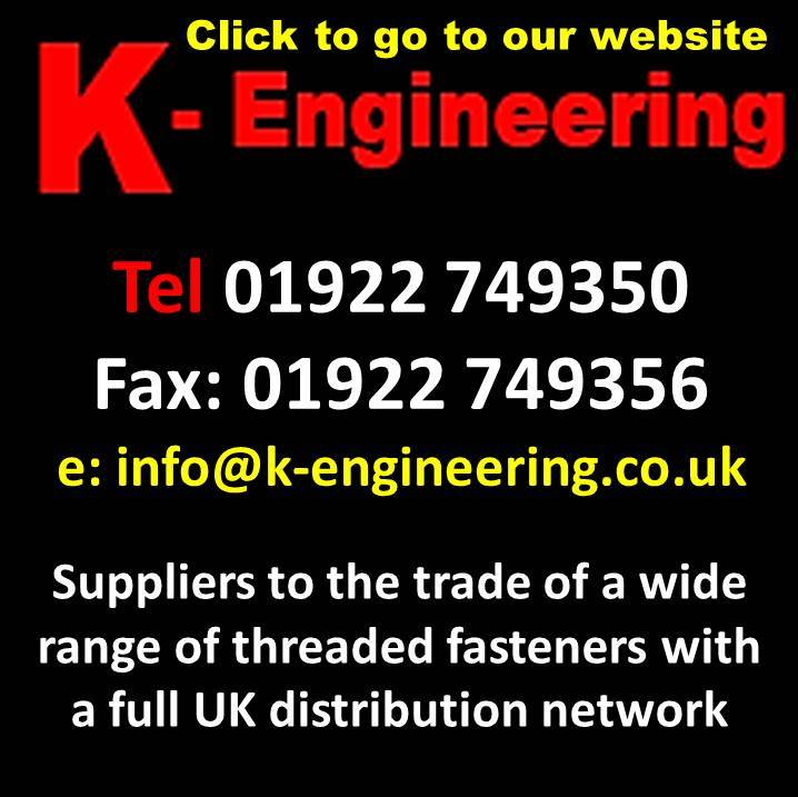 k engineering fasteners