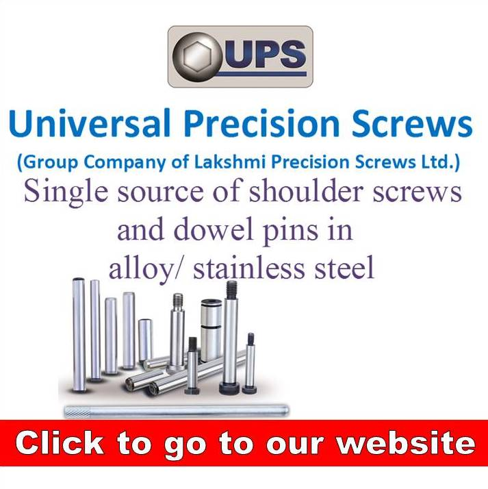 Lakshmi Precision screw LPS