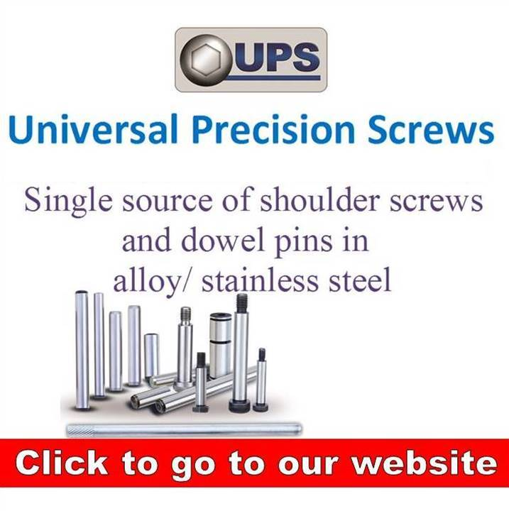 UNIVERSAL PRECISION SCREW