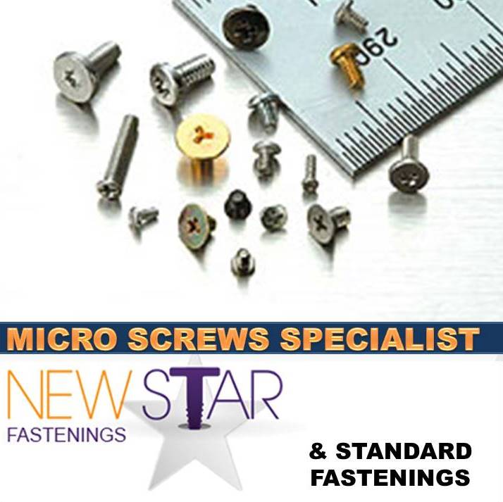 newstar micro screws