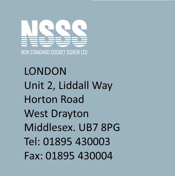 NSSS LONDON