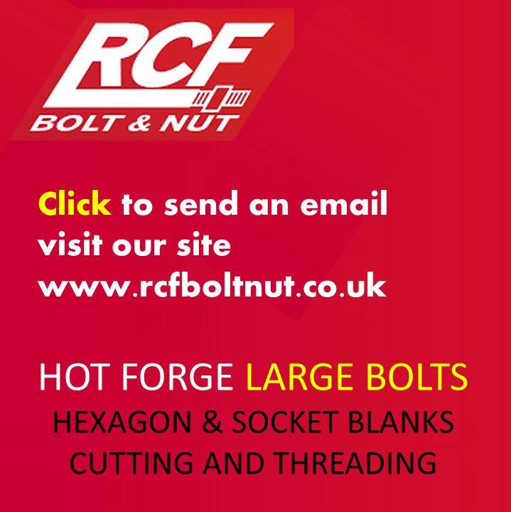 RCF BOLTS NUTS