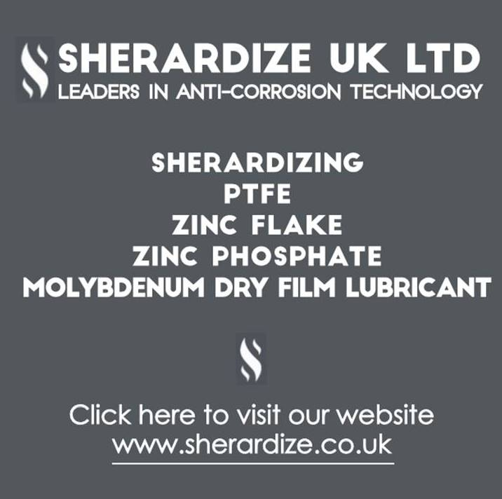 sherardized uk