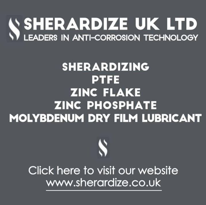 SHERARDIZE UK