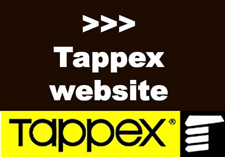 TAPPEX WEBSITE