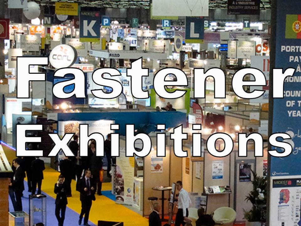 fastener exhibitions