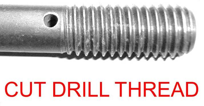 CUT DRILL & THREAD FASTENERS