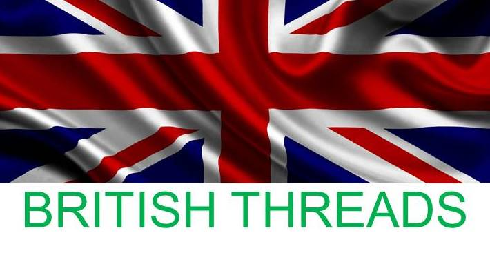 BRITISH THREAD SUPPLIERS